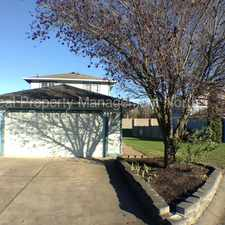 Rental info for Available February 1, 2016-Quaint Home in Lakewood Commons North Marysville