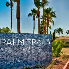 Rental info for Palm Trails