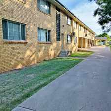 Rental info for Well presented two bedroom unit
