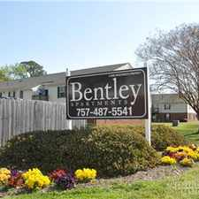 Rental info for Bentley Apartments in the Chesapeake area