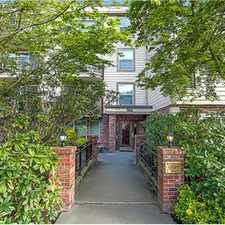 Rental info for Prime Queen Anne 2BR/2BA Condo in the Seattle area