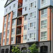 Rental info for Aventine Apartment Homes in the Bellevue area