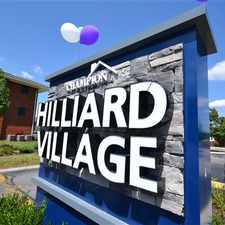 Rental info for Hilliard Village Apartments & Townhomes