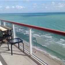 Rental info for Direct ocean view penthouse in the Miami Beach area