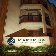 Rental info for Marbrisa Apartments in the Long Beach area