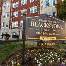 Rental info for Blackstone, Fairmont & Lee Apartment Homes