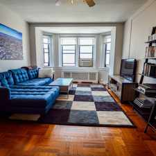 Rental info for 271 South 15th Street in the Rittenhouse Square area