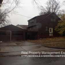 Rental info for 1815 S Norton Avenue
