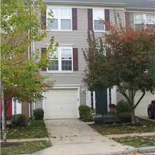 Rental info for Immaculate Townhome for Rent