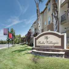 Rental info for Bella Villagio in the San Jose area
