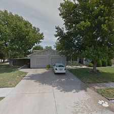 Rental info for Single Family Home Home in Mcpherson for For Sale By Owner