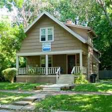 Rental info for 806 W. Stoughton St.