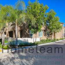 Rental info for 1654 El Raval Way in the San Diego area