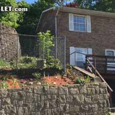 Rental info for $950 2 bedroom Townhouse in Kanawha (Charleston) in the Charleston area