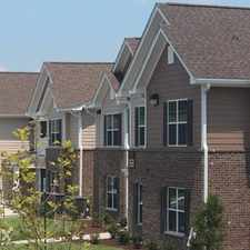 Rental info for Rutledge Place in the Morristown area