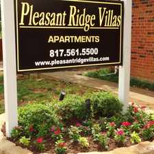 Rental info for Pleasant Ridge Villas
