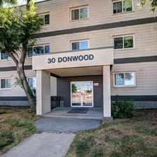 Rental info for 30 Donwood in the Winnipeg area