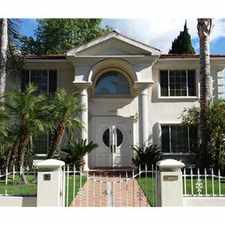 Rental info for LUXURY HOUSE FOR LEASE IN THE HEART OF WESTWOOD in the Los Angeles area