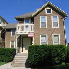 Rental info for 404 W Mifflin St in the Madison area