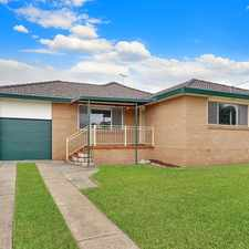 Rental info for BEAUTIFULLY PRESENTED in the Greystanes area