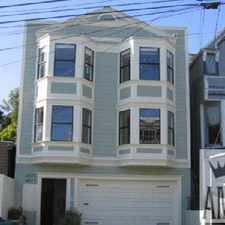 Rental info for 4375 25th Street in the Noe Valley area