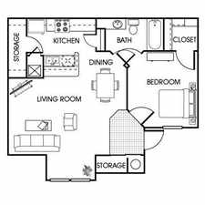 Rental info for Canyon Walk Apartment Homes