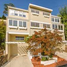 Rental info for $7995 4 bedroom House in Marin County