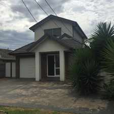 Rental info for GREAT TOWNHOUSE IN IDEAL LOCATION