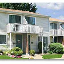 Rental info for Cedar Village - 2 Bedrooms - $875