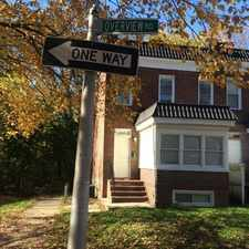 Rental info for Druid Park Property in the Park Circle area