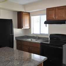 Rental info for two bedroom 1 1/2 bath townhome