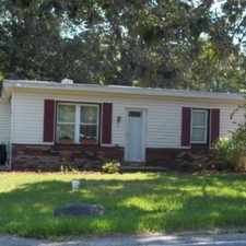 Rental info for 3 bdrm rancher in water privledged community