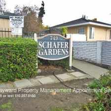 Rental info for 749 Schafer Rd.