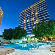 Rental info for RENOVATED OPEN FLOOR PLAN CONCEPT URBAN HI-RISE CONDO on CENTRAL @ ONE LEXINGTON in the Phoenix area