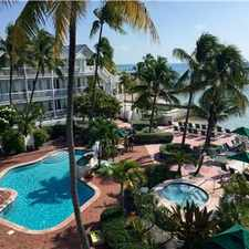 Rental info for Vacation GET A WAY Key West Fl
