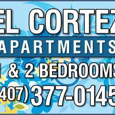 Rental info for El Cortez Apartments in the Winter Park area