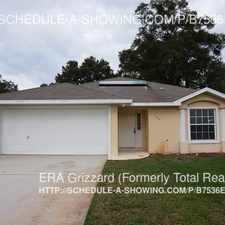 Rental info for 128 DeBary Dr.