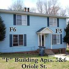 Rental info for 313 Oriole Drive