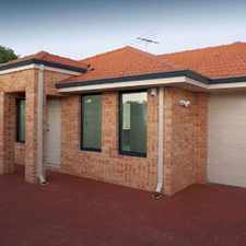 Rental info for ALL YEAR ROUND AIR CONDITIONED COMFORT! in the Balga area