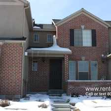Rental info for 3013 S tower Hill Way