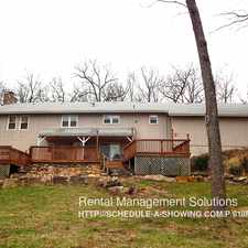 Rental info for 10775 74th St.