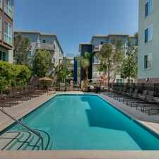 Rental info for Fountain Park At Playa Vista