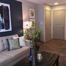 Rental info for The Vue Lexington