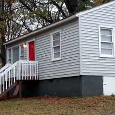 Rental info for Nice 2br/1 ba Home in South Gastonia