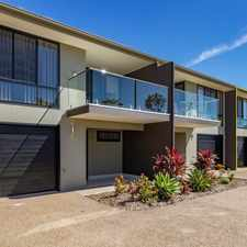 Rental info for NEAR NEW UNITS IN THE HEART OF HERVEY BAY ! in the Pialba area