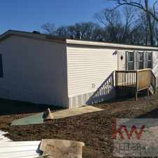 Rental info for 4445 Murray Court
