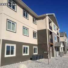Rental info for $735 2 bedroom Apartment in Fremont County