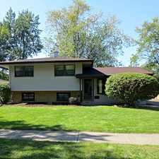 Rental info for 18864 Lorenz Ave in the Lansing area