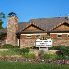 Rental info for Broadmoor Ridge Apartments