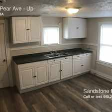 Rental info for 6021 Pear Ave in the Ohio City area